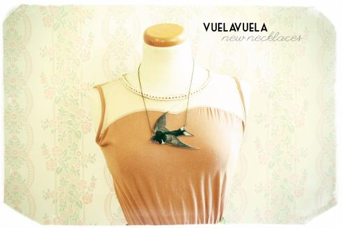 ALL NEW, ALL FRESH!! CHECK OUT THE NEW VUELA VUELA!!